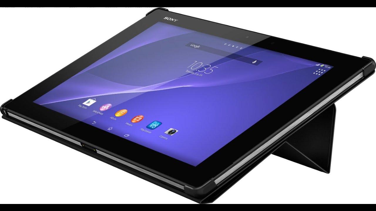 Sony Xperia Tablet Z2- фото и видео обзор,характеристики,цена и .