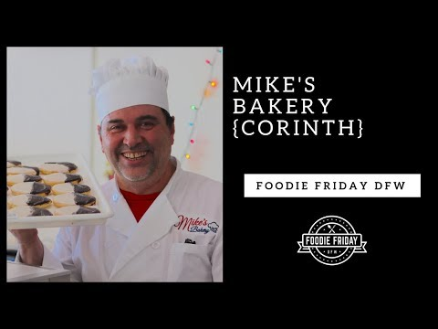 Foodie Friday DFW: Mike's Bakery {Corinth, TX}