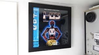 LaserDisc Wall Art