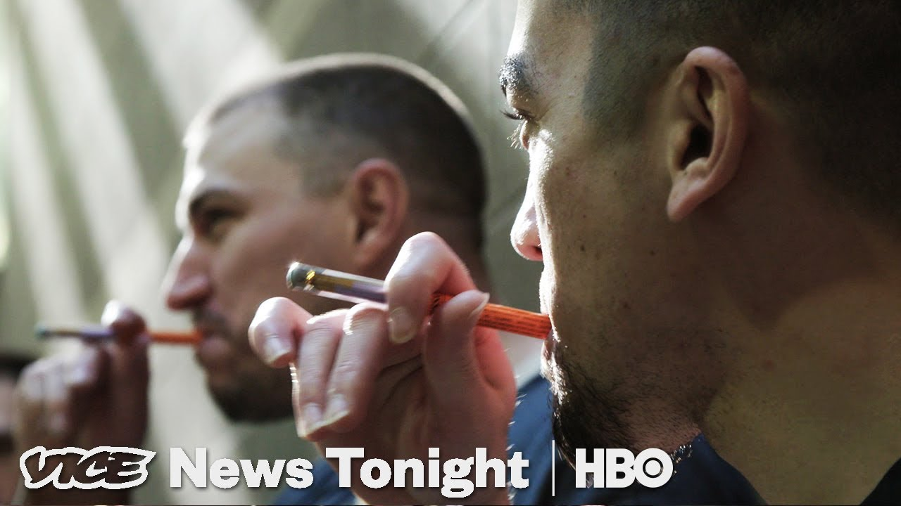 What Happened When Prisoners Started Vaping (HBO)