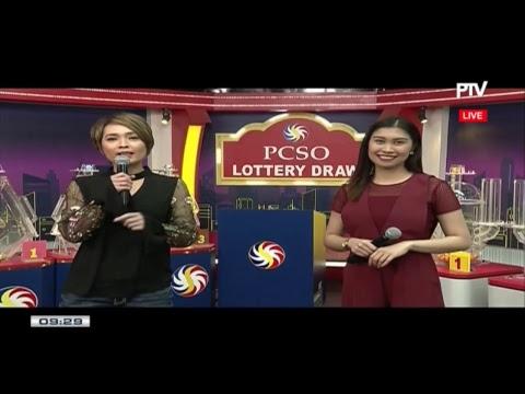 WATCH: PCSO 9 PM Lotto Draw, January 13, 2018