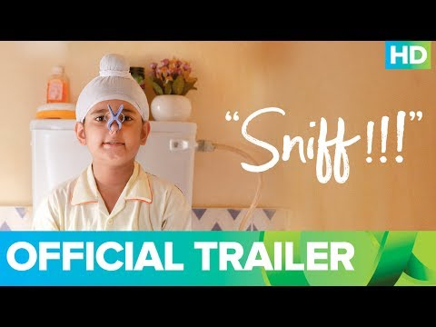 Sniff - Official Trailer   Amole Gupte   Sunny Gill   Trinity Pictures