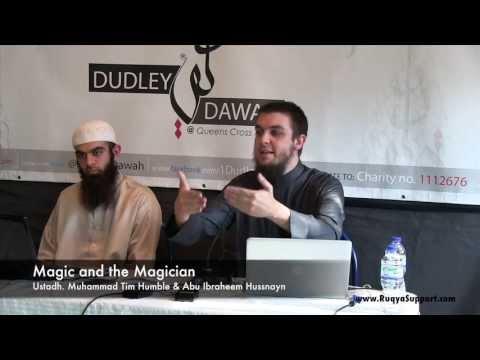 Ruqya Course 4 - Magic and the Magician thumbnail