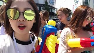 【韓國夏日限定】2018新村水槍節신촌물총축제 | 不溼很難離開 | 韓國 潑水節
