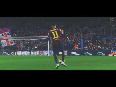 Neymar amazing skills 2015 Fetty Wap -Trap Queen