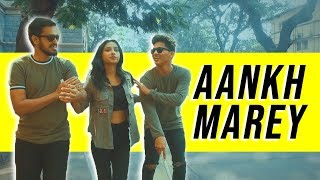 Aankh Mare Ladki Aankh Mare Dance Choreography || Team Fraction