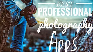 Top 5 Professional Photo Editing Apps For Android....