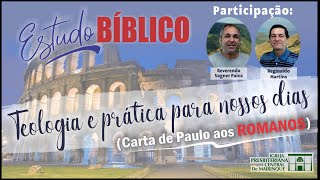 Estudo Bíblico   Debaixo do pecado   16/09/2020
