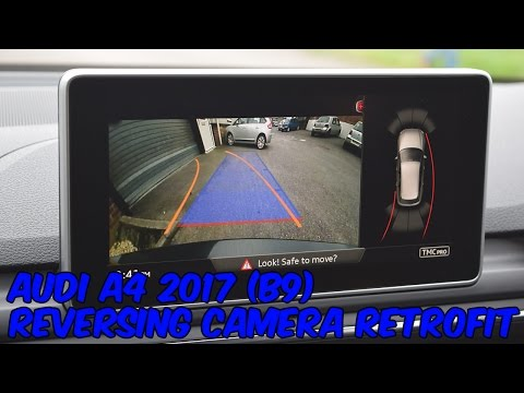 Audi B9 traffic sign coding VZE | Waooz com
