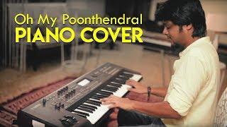 Oh My Poonthendral (Piano Cover) Pa Paandi   P Soorya   Sean Roldan   Wunderbar Films