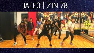 JALEO Nicky Jam & Steve Aoki | Zumba® | ZIN78 | Reggaeton Video