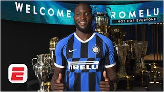 Romelu Lukaku joins Inter and is 'a perfect fit' for Antonio Conte - Steve Nicol | Serie A