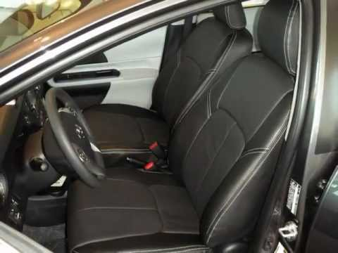 clazzio car seat cover installation for toyota prius c 2012 model to up youtube. Black Bedroom Furniture Sets. Home Design Ideas
