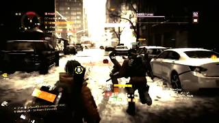 The Division Gameplay Rogue Montage