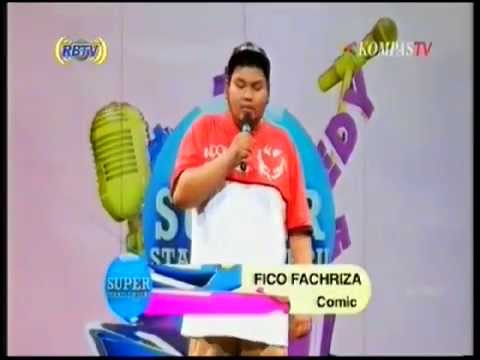 Download Stand Up Comedy - Fico Fahriza - Mengapa Kuliah (20 April 2013)