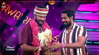 6th Annual Vijay Television Awards | 18th April 2021 - Promo 8