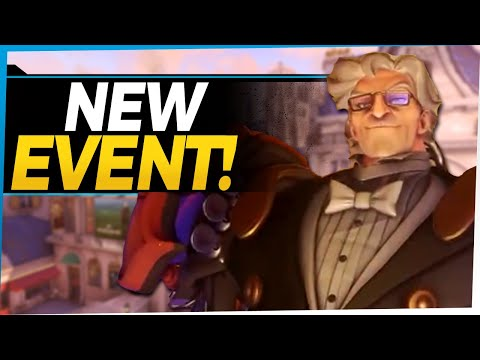 Overwatch NEW Event and Legendary Skin!