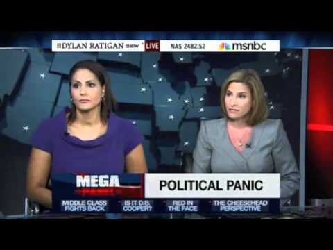 MSNBC Political Rant on Failed Banking System