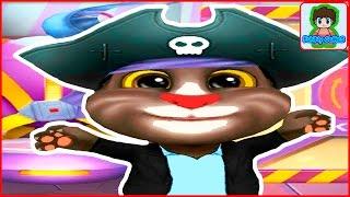 Мой говорящий том виртуальный питомец Tom virtual pet. Игра как мультик для детей от Фаника 2