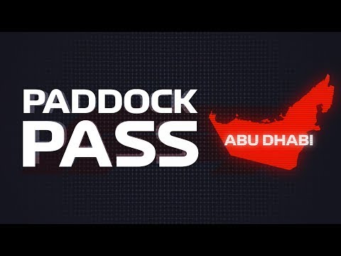F1 Paddock Pass: Post-Race At The 2018 Abu Dhabi Grand Prix