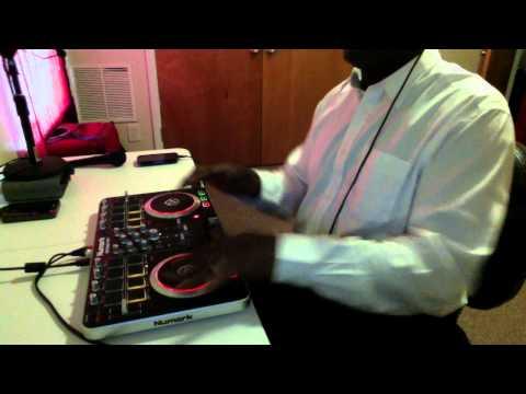 DJ Johnny Domino: Practice Session 3