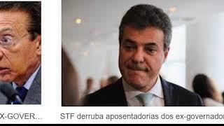 STF acaba com aposentadoria para ex-governadores do Paraná; três viúvas  perdem pensão vitalícia