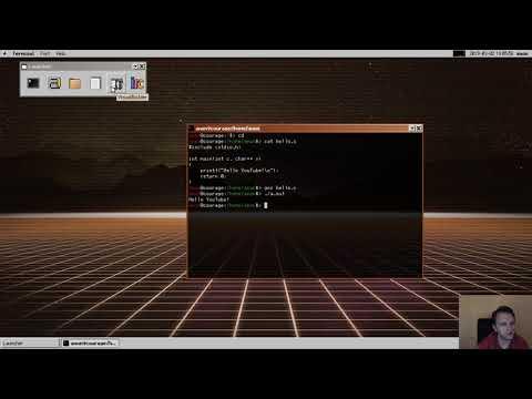 Serenity OS demo (April 2019)
