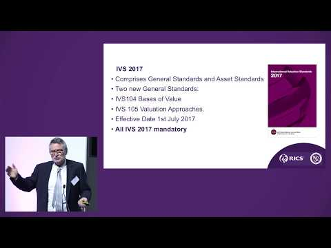 RICS Valuations Conference | Changes to the red book