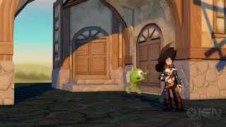 Disney Infinity: Pirates of the Caribbean Play Set Trailer - E3 2013