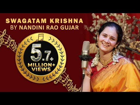 Swagatham krishna |Mohana | Oothukkadu Venkata SubbaIyer| Sung by Nandini Rao Gujar