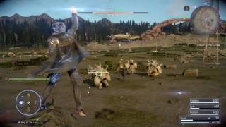 [PS4] Final Fantasy XV - Ring of The Lucii (¬_¬)ノ