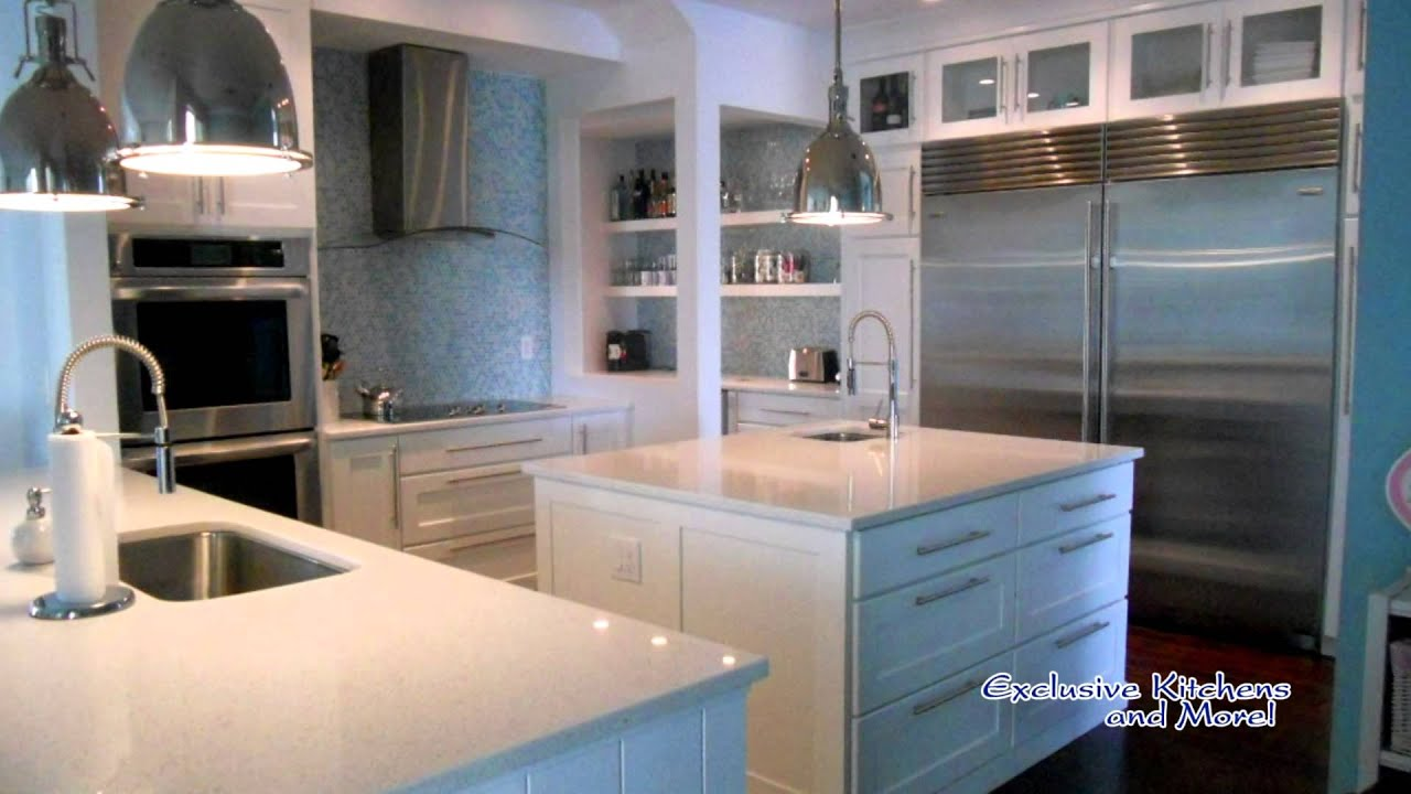 Cabinetry For Your Home Kitchen Remodel Exclusive Kitchens U0026 More Sarasota  Florida   YouTube