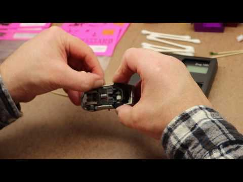 HO Slot Car Tear-down: 440×2 Edition (EP 1)
