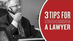How to Choose an Attorney | Hire a Lawyer Zephyrhills, Florida | Hudgins Law Firm