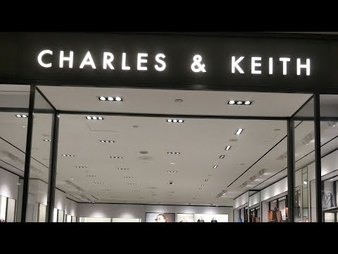 Shopping At CHARLES & KEITH