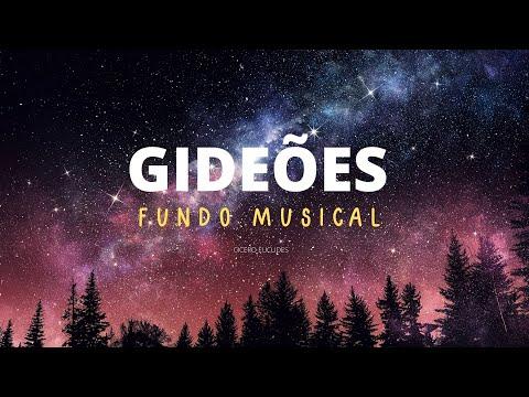Fundo Musical Para Pregação | Gideões Clássico nova versão 2018 | by Cicero Euclides
