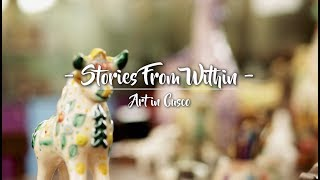 This new episode of Stories from Within focuses on the local art of...