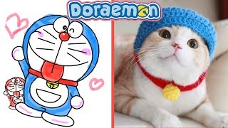 Doraemon Characters In Real Life | All Characters 2017