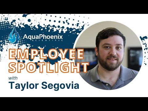 Employee Spotlight: Taylor Segovia