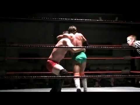 Dazzlin Dick Durning vs Jonny Versace (c) XWA Elite Championship