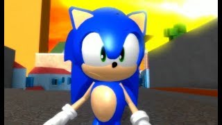 Sonic Forces: Sunset Heights (Sonic Roblox Fangame)