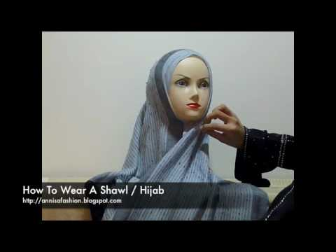 2019 year for girls- How to hijab wear youtube