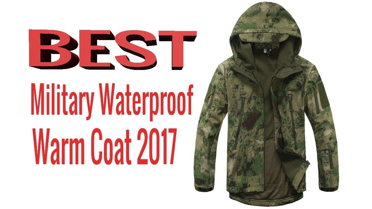 f840da1a2 ReFire Gear Waterproof Military Coats for men - Best winter coats review