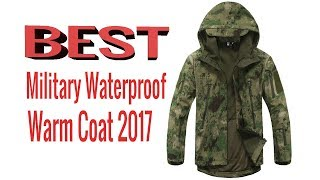 ReFire Gear Waterproof Military Coats for men - Best winter coats review