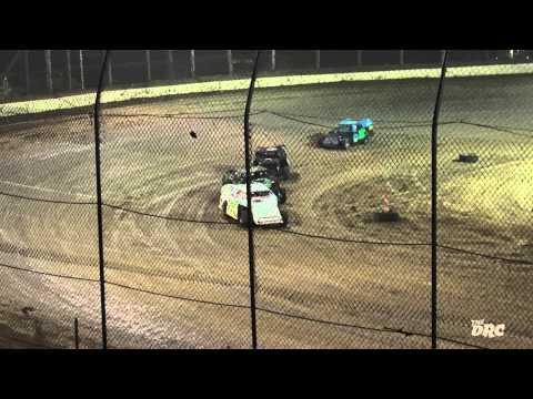 Moler Raceway Park   6.6. 15   Party at The Park   Diamond Cut Lawn Care Sport Modfieds   Feature