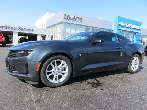 2019 Chevrolet Camaro for sale and lease at Jeff Smith's