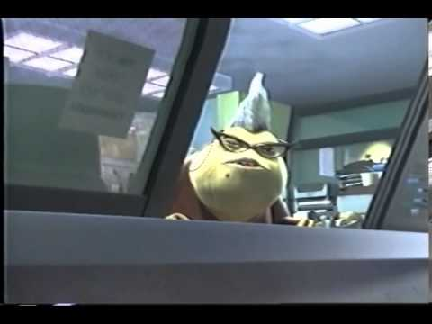 I'm watching you, Wazowski  Always watching  Always  - YouTube