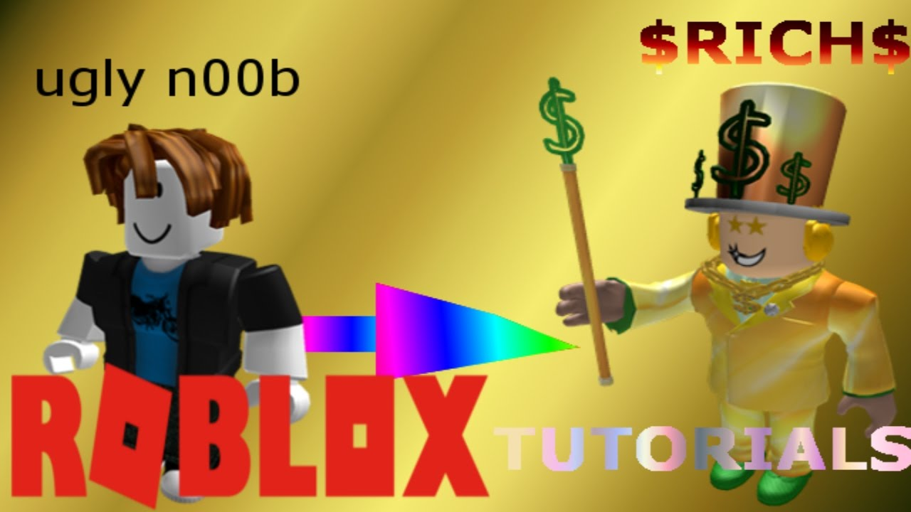 Tutorial - How To Customize your roblox Character On PC ...