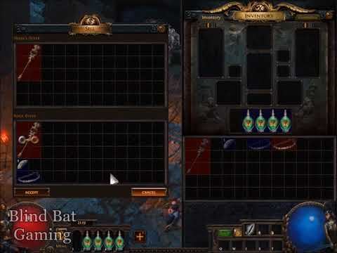 Weapon Spell Damage Vendor Recipe Path Of Exile Poe Youtube