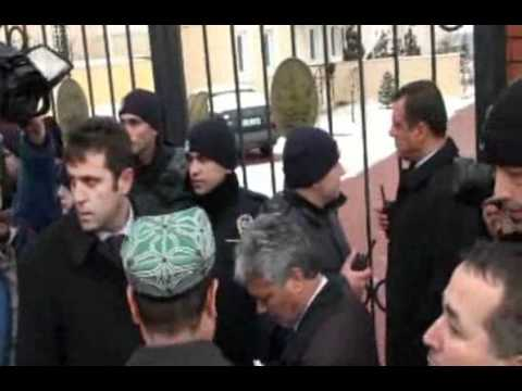 Tajikistanning Enqerediki Bash Elchixanisida Namayish-Zalim Xitay we Ghalchilirigha Lenet